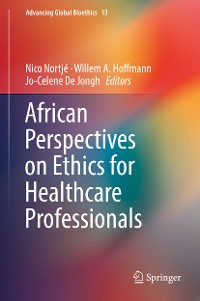 Cover African Perspectives on Ethics for Healthcare Professionals