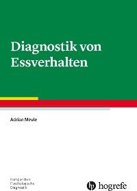 Cover Diagnostik von Essverhalten
