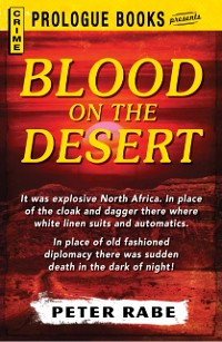 Cover Blood on the Desert