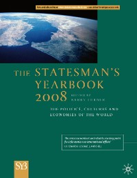 Cover The Statesman's Yearbook 2008