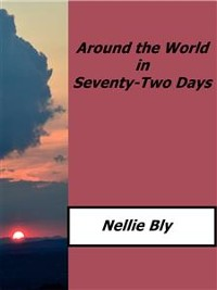 Cover Around the World in Seventy-Two Days