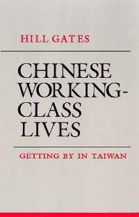 Cover Chinese Working-Class Lives