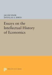 Cover Essays on the Intellectual History of Economics
