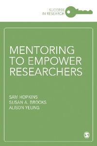 Cover Mentoring to Empower Researchers