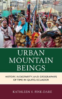 Cover Urban Mountain Beings