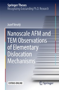 Cover Nanoscale AFM and TEM Observations of Elementary Dislocation Mechanisms