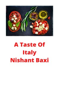 Cover A Taste Of Italy