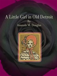 Cover A Little Girl in Old Detroit