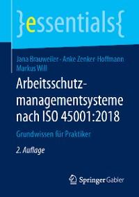 Cover Arbeitsschutzmanagementsysteme nach ISO 45001:2018