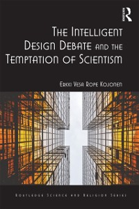 Cover Intelligent Design Debate and the Temptation of Scientism