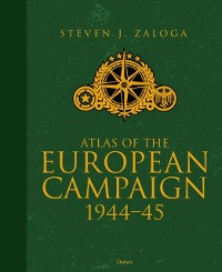 Cover Atlas of the European Campaign