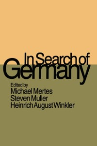 Cover In Search of Germany