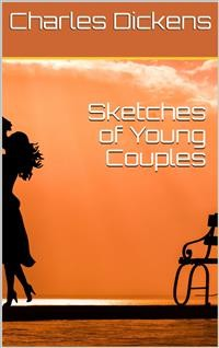 Cover Sketches of Young Couples