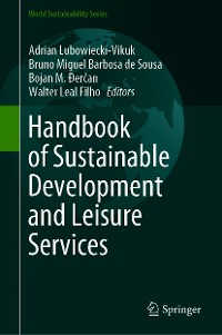 Cover Handbook of Sustainable Development and Leisure Services