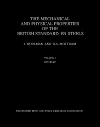 Cover Mechanical and Physical Properties of the British Standard En Steels (B.S. 970 - 1955)