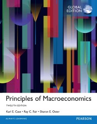 Cover Principles of Macroeconomics, Global Edition
