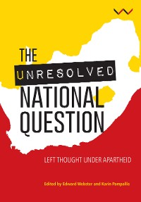 Cover The Unresolved National Question in South Africa