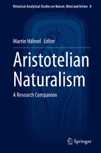 Cover Aristotelian Naturalism