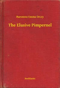 Cover Elusive Pimpernel
