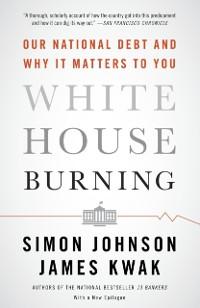 Cover White House Burning