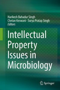 Cover Intellectual Property Issues in Microbiology