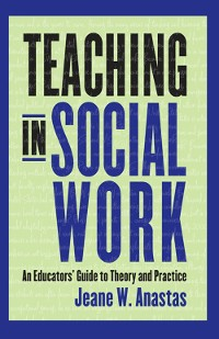Cover Teaching in Social Work