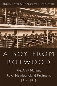 Cover A Boy from Botwood