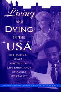 Cover Living and Dying in the USA