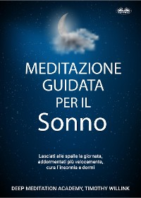 Cover Meditazione Guidata Per Il Sonno