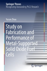 Cover Study on Fabrication and Performance of Metal-Supported Solid Oxide Fuel Cells