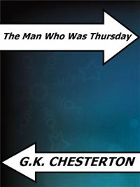 Cover The Man Who Was Thursday