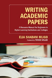 Cover Writing Academic Papers