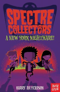 Cover A New York Nightmare!