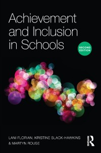 Cover Achievement and Inclusion in Schools