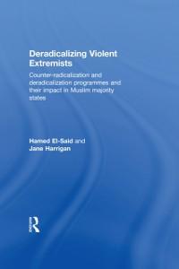 Cover Deradicalising Violent Extremists