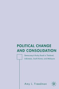 Cover Political Change and Consolidation