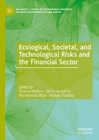 Cover Ecological, Societal, and Technological Risks and the Financial Sector