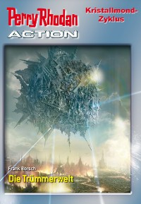 Cover Perry Rhodan-Action 2: Kristallmond-Zyklus