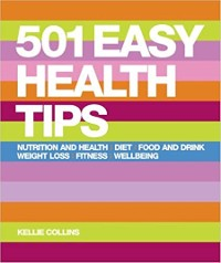 Cover 501 Easy Health Tips