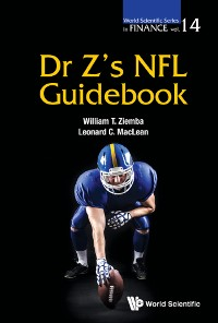 Cover Dr Z's NFL Guidebook