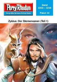 Cover Perry Rhodan-Paket 45: Der Sternenozean (Teil 1)