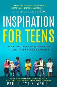 Cover INSPIRATION FOR TEENS