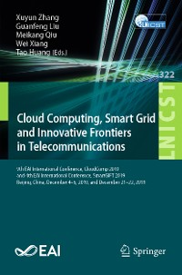 Cover Cloud Computing, Smart Grid and Innovative Frontiers in Telecommunications