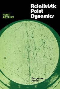 Cover Relativistic Point Dynamics