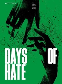 Cover Days of Hate (2018), Volume 2