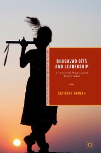 Cover Bhagavad Gītā and Leadership