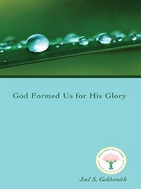Cover God Formed Us For His Glory