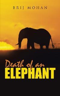 Cover Death of an Elephant