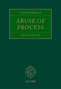 Cover Abuse of Process