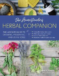 Cover The Homesteader's Herbal Companion